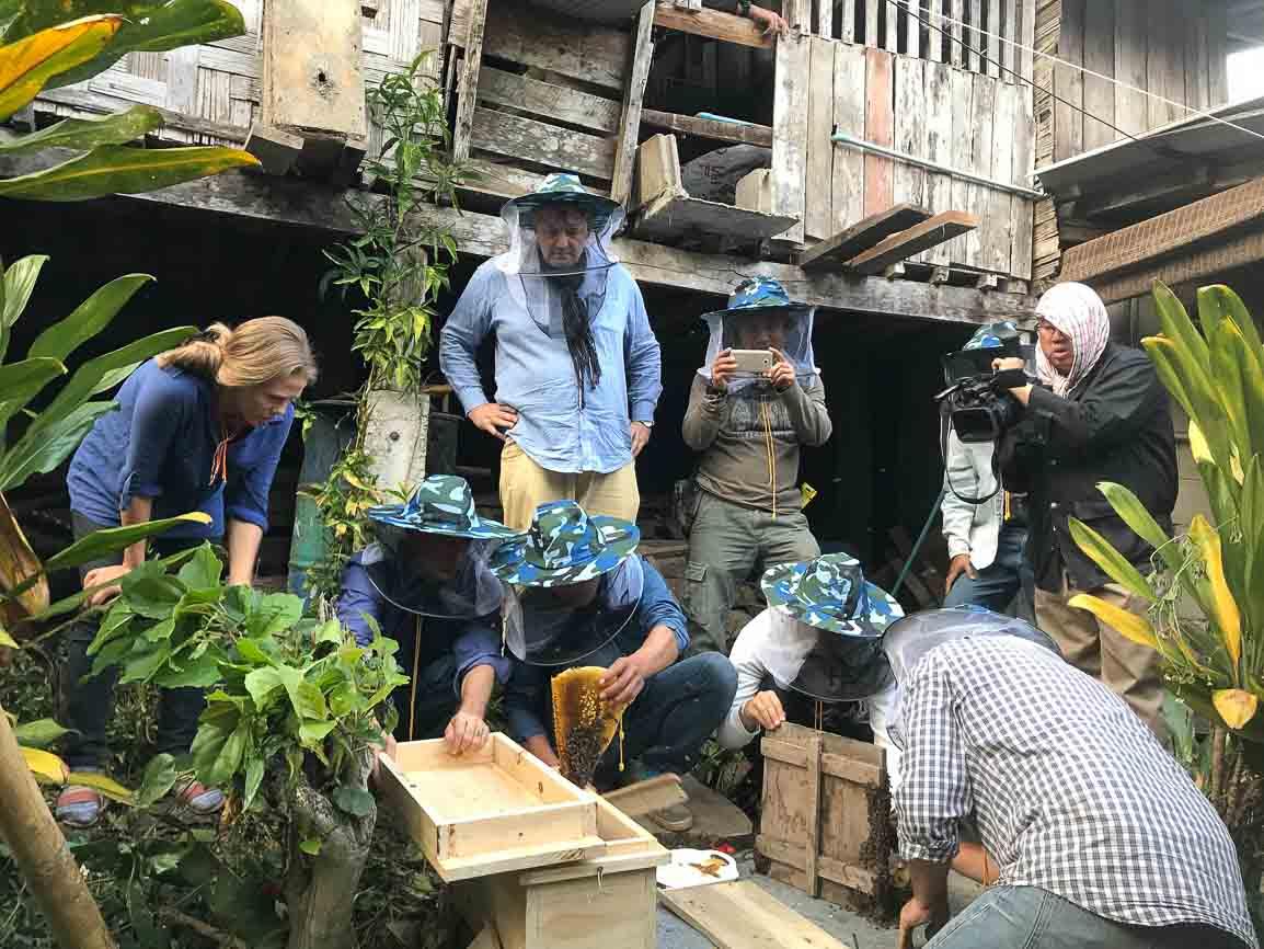 2019 Beekeeping Workshop, Chiangrai, Thailand